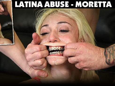 Latina Abuse Destroys Moretta